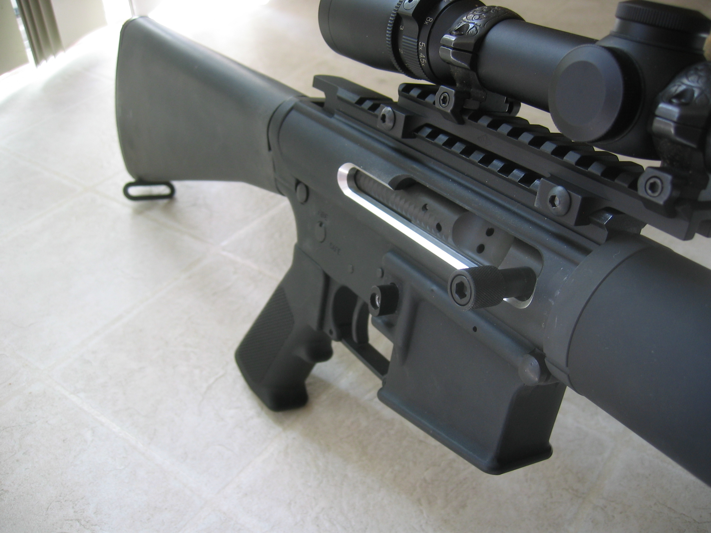 Bolt Action Ar Tech Guns And Food Blog